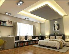 Interior Ceiling Design, Interior Design Layout, House Ceiling Design, Ceiling Design Living Room, Bedroom False Ceiling Design, Bedroom Pop Design, Bedroom Wall Designs, Luxury Bedroom Design, Home Room Design