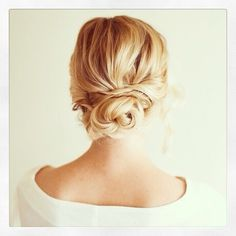 Low Messy Bun | 10 Hairstyles That'll Hold Up Through a Festival | Bustle