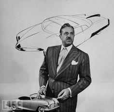 Raymond Loewy ~ designing an industrial world