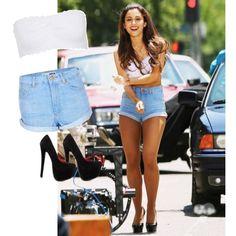 Ariana grande look 'baby I'