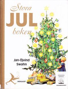"""""""Stora julboken"""" av Jan-Öjvind Swahn"""