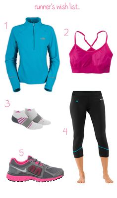 Workout outfit - http://findgoodstoday.com/trainingequipment