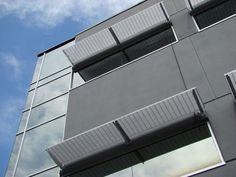 modelos de ventanas con planchas de aluminio perforadas - Buscar con Google