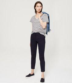 Image of Essential Skinny Ankle Pants in Julie Fit