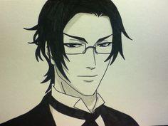 Hello, I am Claude Faustus. Butler to his highness Alois Trancy. -Claude
