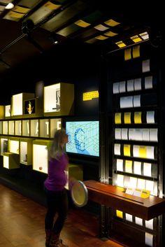 Bezos Innovation Center, © Lara Swimmer