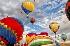 Reno Balloon Races 2009
