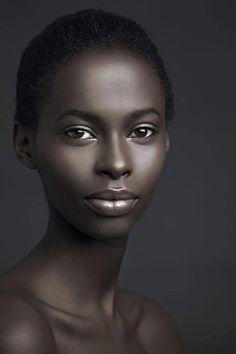 Beautiful face, wonderful photography