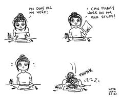 On the Creative Market Blog - A Designer's Life in 20 More Hilarious Cartoons