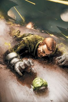 The Fall of Guy Gardner