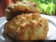 Bajan Coconut Rock Buns.  Long lost family recipe that my Grandmother used to make for our family.