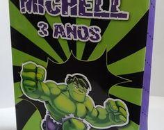 Sacolinha Hulk - média