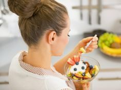 Women who focus their nutrition on low-fat or low-calorie diets are starving themselves of the nutrients needed to finish a workout or run. Don't make the same mistake. Learn what you should eat to maintain bone health, perform well, and recover after exercise.