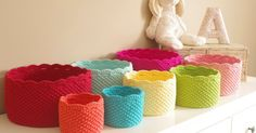 A blog about craft projects including crochet, knitting and felting.