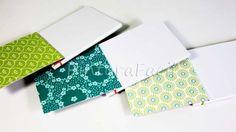 Mini Libretas: Encuadernación japonesa simplificada scrapbook | Aprender manualidades es facilisimo.com