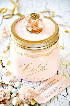 Mason-Jar-Crafts-Vintage-Bride-the36thavenue.com-.jpg (700×1057)
