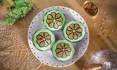 Przepis na Babeczki mozaikowe kwiaty Miss Cupcake, Avocado Toast, Breakfast, Food, Breakfast Cafe, Essen, Yemek, Meals