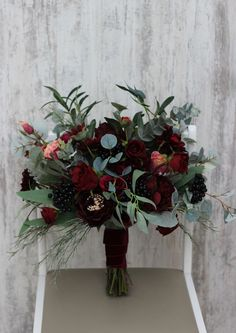 Dried Flowers Bouquet Autumn Wedding Decorations Ring Bearer Ideas Dried Flowers For Sale Near Me Fall Wedding Decorations, Flower Decorations, Wedding Ideas, Burgundy Wedding, Floral Wedding, Boho Wedding, Autumn Wedding, Bridal Flowers, Silk Flowers