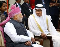 India and UAE would work together to counter radicalisation and misuse of religion by groups and countries for inciting hatred and perpetrating acts of terrorism.