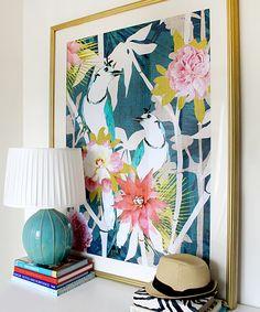 """Sweet Chinoiserie""  art print by #Cozamia  #art, #decor"