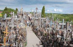 Lituanie: pèlerinage à la colline des croix