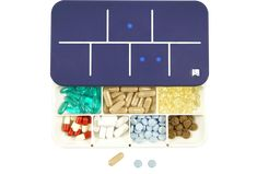The Smart Pill Box with Brains & Beauty Hall Effect, Christmas Ships, Pill Organizer, Pill Boxes, Machine Learning, Pills, Organization, December, November 19th
