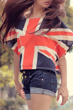 THIS IS ADORABLE. You could put the British flag on practically anything, and I'd still like it. Im addicted.