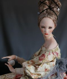 Art doll by Alisa Filippova Sewing Doll Clothes, Sewing Dolls, Ooak Dolls, Art Dolls, Weird Toys, Toys In The Attic, Enchanted Doll, Real Doll, Creepy Dolls