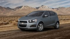 chevy sonic hatchback. 17815.My new car! ('13 Chevy Sonic)