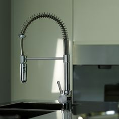 Exceptionally Designed Modern High End Luxurious Quality Crafted Single  Lever Kitchen Faucet Mixer With Two