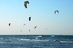 Action! Zum #Kitesurfen an die #Ostsee // Movin'n'Groovin  http://maraa.de/2014/kitesurfen-ostsee/