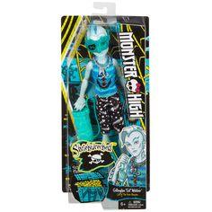 Check out the Monster High Shriekwrecked Shriek Mates Gillington Webber Doll at the Mattel Shop website. Explore the world of Monster High today! Mattel Shop, Monster High Dolls, Barbie, Math, Barbie Doll