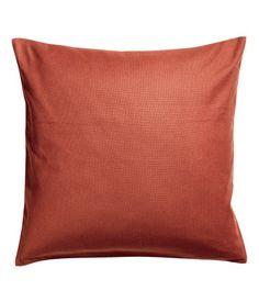 H&M Cotton canvas cushion cover $7.99