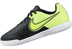 87e6af787 Nike Kids MagistaX Pro IC - Black   Volt - SoccerPro.com. Youth Soccer  ShoesSoccer GamesShoe TailorFutsal ...