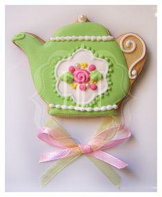 teapot cookie