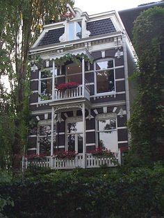 Amsterdam Gingerbread House