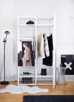 that closet! IKEA PS 2014 design by matali casset Ikea Ps 2014, Interior Ikea, Interior And Exterior, Interior Inspiration, Room Inspiration, Sunday Inspiration, Wardrobe Closet, Ikea Closet, Bedroom Wardrobe
