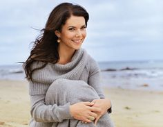 Lauren Graham chills out and finds love