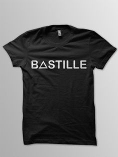 bastille t shirt bad blood