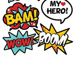 free printable comic book paper - Google Search