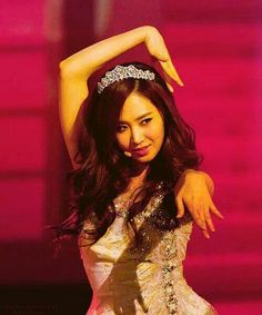Beautiful Yuri 💟 Sooyoung, Yoona, Snsd, South Korean Girls, Korean Girl Groups, Yuri Girls Generation, Kwon Yuri, Korean Star, Favim