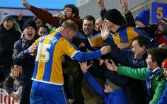 bad86483 Shrewsbury Town 3 Sheffield Wednesday 2, match report: Jack Grimmer grabs  late FA Cup
