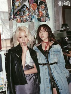 Ladies' Code are chic and artsy in 'The Celebrity' shoot   allkpop.com
