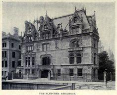 C. P. H. Gilbert's Fletcher Residence on Fifth Avenue, New York City