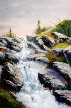 """Image detail for -Jerry Yarnell """"Inspiration Of Painting"""" 