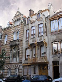 Victor Horta Museum - Ixelles - Brussels - Belgium