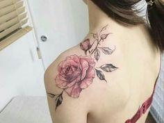 Rosa tatto