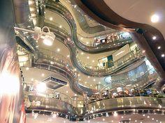 Shopping center in Bukit Bintang