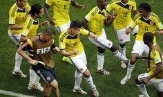 Brasil 2014: Las mejores celebraciones de gol del Mundial