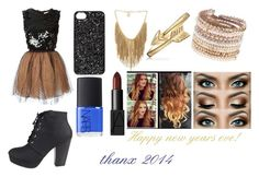 """newyearseve:))"" by oceans530 ❤ liked on Polyvore"